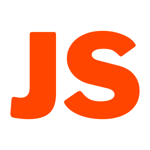 Logo made of the letters J and S